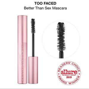 🌸 TOO FACED Better Than Sex Mascara FULL-SIZE